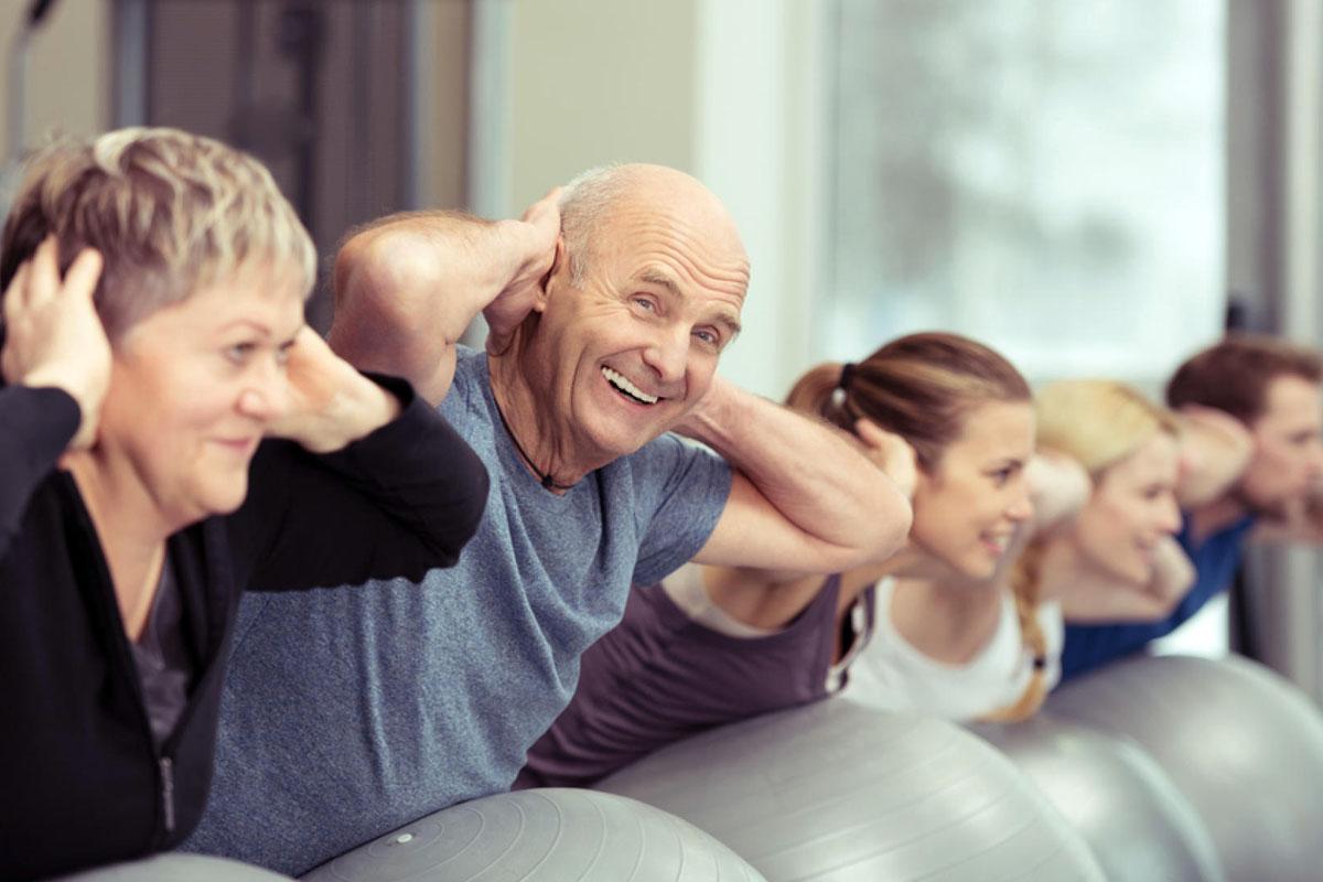 ćwiczenia ogólnousprawniające dla seniorów